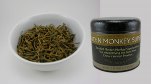 Golden Monkey Premium Whole Leaf Tea
