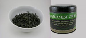 Vietnamese Green Premium Whole Leaf tea