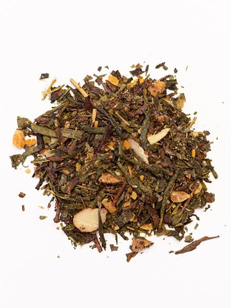 toasted walnut green tea