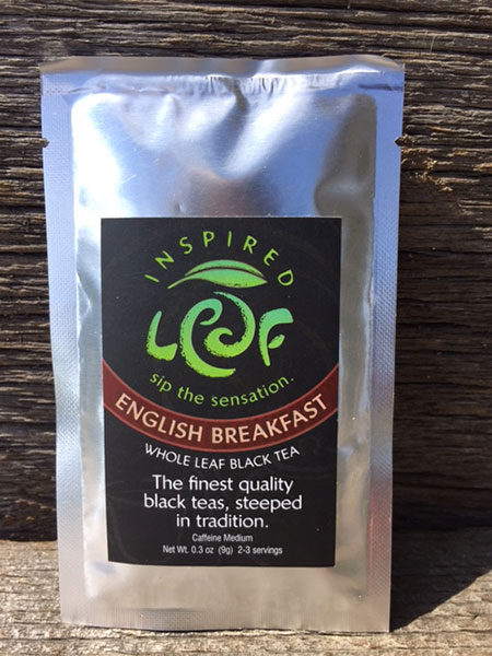 english breakfast sample package
