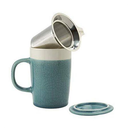 tilt and drip infuser mug