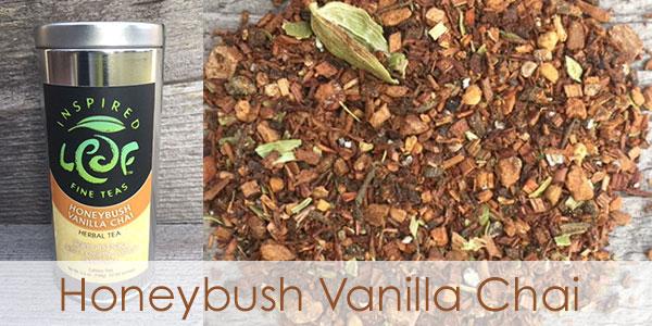 Honeybush Vanilla Chai