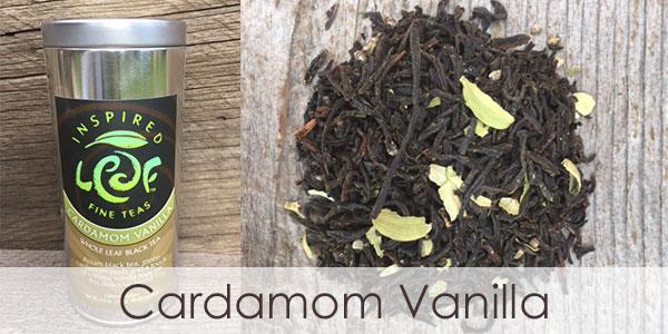 Cardamom Vanilla Tea
