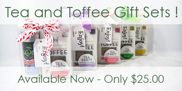 Tea and Toffee Gift Set