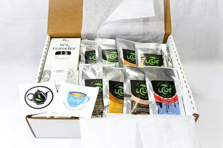 tea explorer gift box