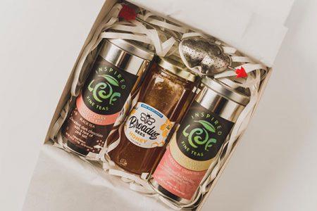 oh honey tea gift box