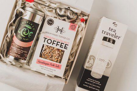 sweetheart tea gift box
