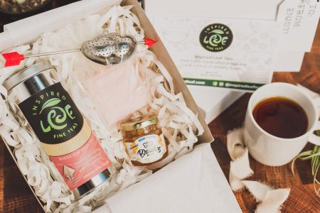 mothers day tea gift set