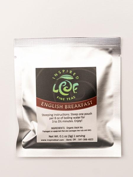 english Breakfast tea single