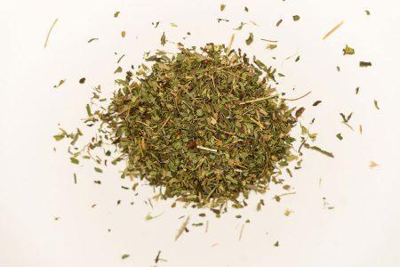 organic stevia leaf